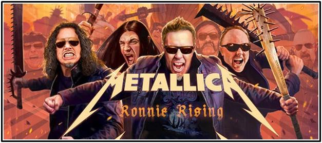 Metallicaronnierising